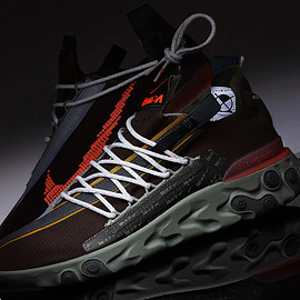NIKE - React WR ISPA - Velvet Brown/Terra Orange