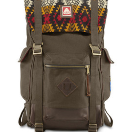 Benny Gold, JanSport, PENDLETON - Adobe Backpack