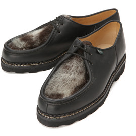 MAJOR LEATHER SHOES BROWN