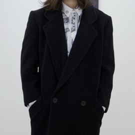 USED - WOOL COAT