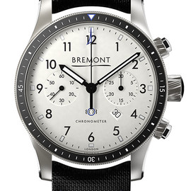 Model 1/BK/SS Automatic Chronometer Watch