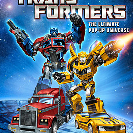 Matthew Reinhart - Transformers News : The Ultimate Pop-Up Universe