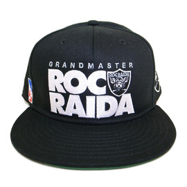 BBP, Roc Raida - Roc Raida x BBP  Turntable Raida  Baseball Cap