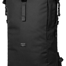 Crafted Goods - Todero Duffle Bag - Black