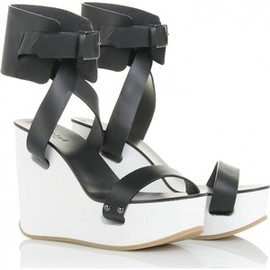Chloe - Chloé Naim Wedge Sandals