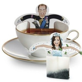 SIX TEA YEARS ELIZABETH & PHILIP