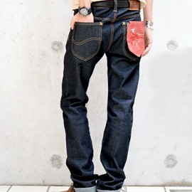 BEAMS - Lee×BEAMS / 別注 101Z one wash
