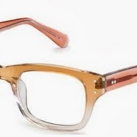 Moscot - Nebb in brown crystal fade