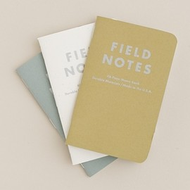 Field Notes™ for J.Crew - three-pack