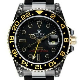 Rolex - Wes Lang for Bamford Watch Department - GMT Master II