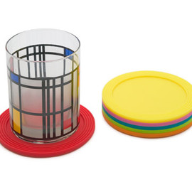 MoMA - Stacking Coaster Set