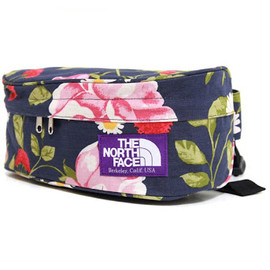 """THE NORTH FACE PURPLE LABEL - The North Face Purple Label 2010 Spring """"Flower"""" Backpack"""