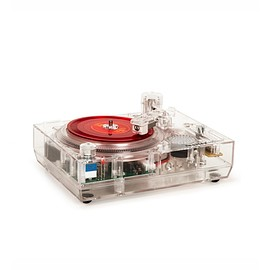 Crosley, Record Store Day, urban outfitters - RSD2020 Mini Turntable - Clear
