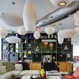 Roissy, Paris, France - citizenM Paris Charles de Gaulle