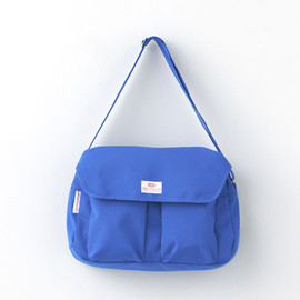 "BAG'n'NOUN - TRAVEL SHOULDER ""M"" BLUE"