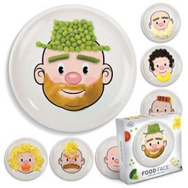 Fred & Friends - FOOD FACE?