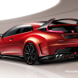 Honda - Civic Type R Concept