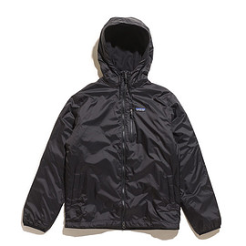 Patagonia - Men's Mojave Trails Hoody Jacket-BLK