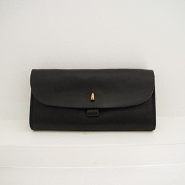 :octavus - arco 07 [LONG WALLET] -Black-