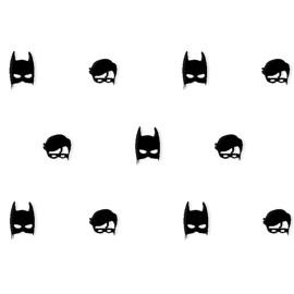 Little Pop Studios - Little Pop Studios ウォールステッカー 40枚 BATBOYS WALL DECALS