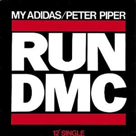 Run-DMC - My adidas/Peter Piper 12""