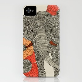 Valentina - The Elephant iPhone Case