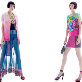 Lie Sang Bong - Over the Rainbow Collection SS 2012