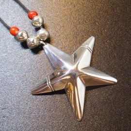 Cippy Crazy Horse - Star necklace