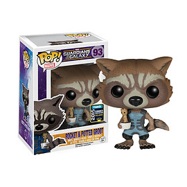 FUNKO - POP! Guardians Of The Galaxy Rocket (With Potted Groot Version)