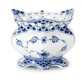 Royal Copenhagen - Blue Fluted Full Lace/ Sugar bowl