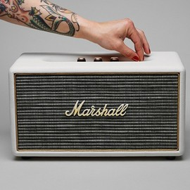 Marshall - Stanmore Bluetoothスピーカー (Cream)