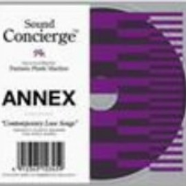 "FPM - Sound Concierge Annex""Contemporary Love Songs""selected and Mixed by Fantastic Plastic Machine Fantastic Plastic Machine Fine Remix Works"