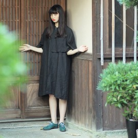 ohta - linen one piece