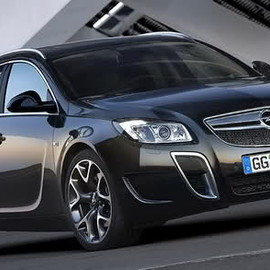 Opel - Insignia OPC Sports Tourer