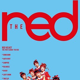 레드벨벳 - 1st album the red