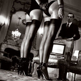 Helmut Newton - photo