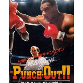 Nintendo - Mike Tyson's Punch-Out!!