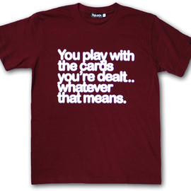 ice-mix - My Cards Tシャツ