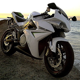 Energica Motor Company S.p.A. - CRP Energica Ego Motorcycle