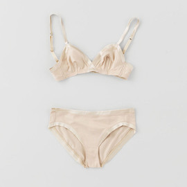 Eres - Soft Bra & Low Shorts