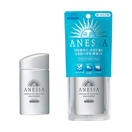 SHISEIDO - Anessa Essence UV Sunscreen Aqua Booster