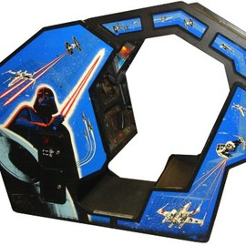 ATARI - STAR WARS Cockpit Arcade Machine
