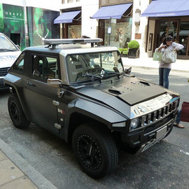 Hummer - HX (Electric Mini Hummer)