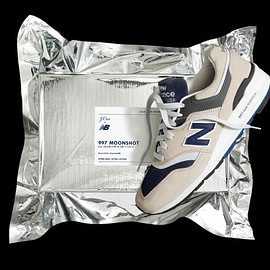 New Balance, J.CREW - M997 - Moonshot