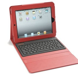 Solid Line - iPad case with keyboard