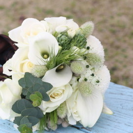 mapletable flower design - Wedding bouqet