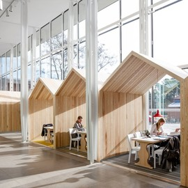 Sweden - Karolinska Institute Future Learning Environments by Tengbom