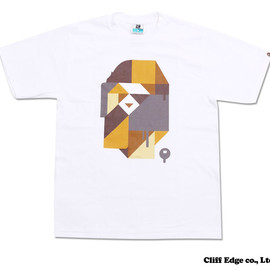 A BATHING APE - NW20 Exhibition TEE Designed by HIROSHI ITO