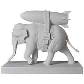 MEDICOM TOY - Elephant with Bomb
