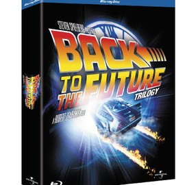 Robert Zemeckis - BACK TO THE FUTRE 25th Blu-ray BOX